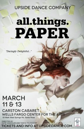 UPside Dance all.things.PAPER Poster 2