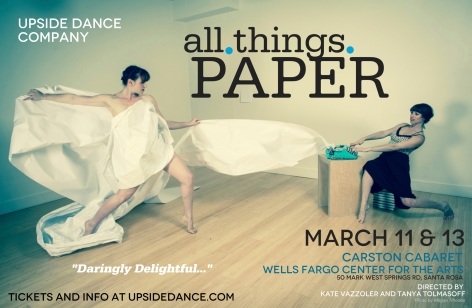 UPside Dance all.things.PAPER Poster 3
